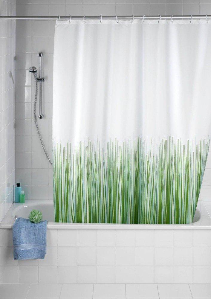 wenko anti mould shower curtain nature washable 180 x 200 cm ebay